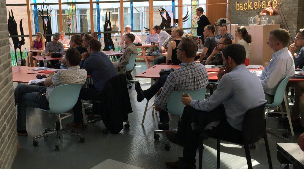 Medicon Village-seminarie om #EU2020 och innovation i Lund