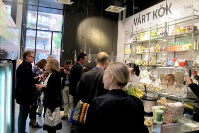 Innovativ matresa på Orkla Foods Sverige under Skåne Innovation WeekInnovativ matresa på Orkla Foods Sverige under Skåne Innovation Week