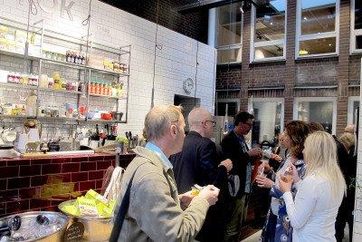 Innovativ matresa på Orkla Foods Sverige under Skåne Innovation Week